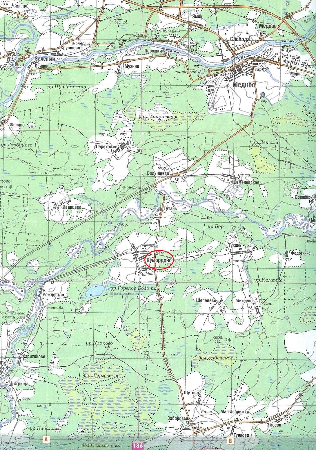 Земельный участок: 5,76 Га, Калининский район