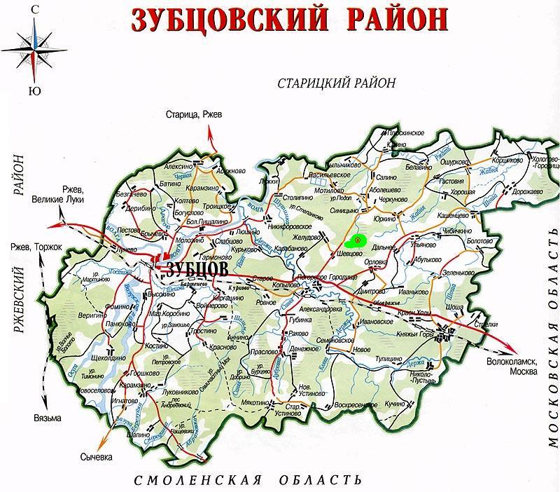 Земельный участок: 12 Га, Зубцовский район