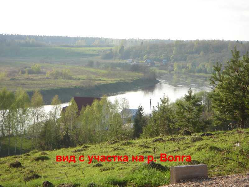 Земельный участок: 10 соток, Зубцовский район