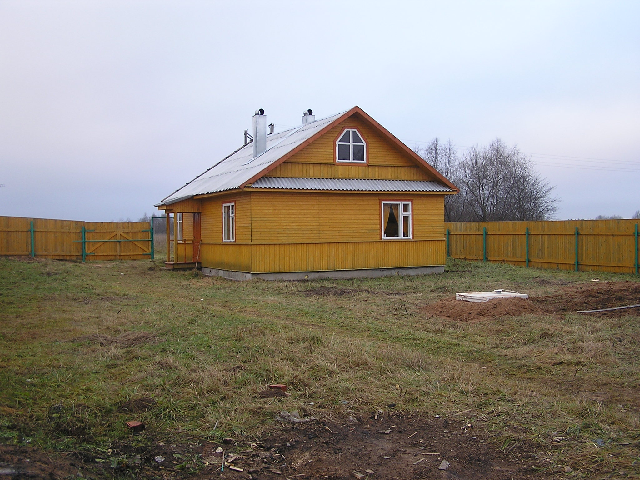 Земельный участок: 14 соток, Осташковский район
