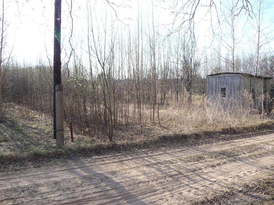 Земельный участок: 13 соток, Ржевский район