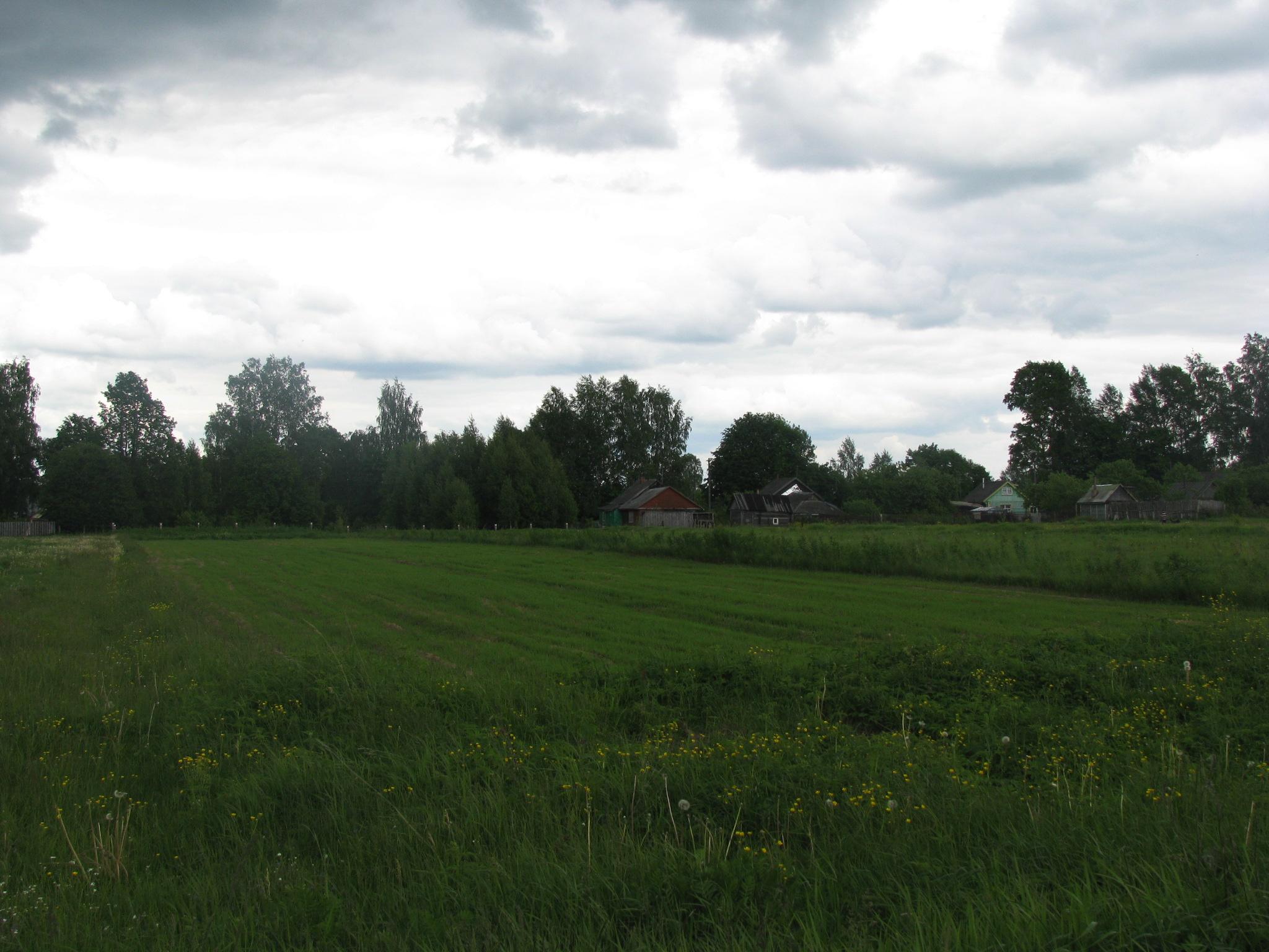 Земельный участок: 27 соток, Зубцовский район