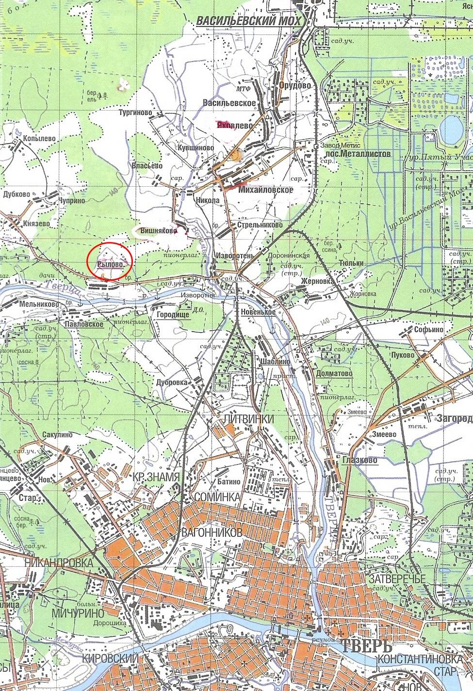 Земельный участок: 13 Га, Калининский район