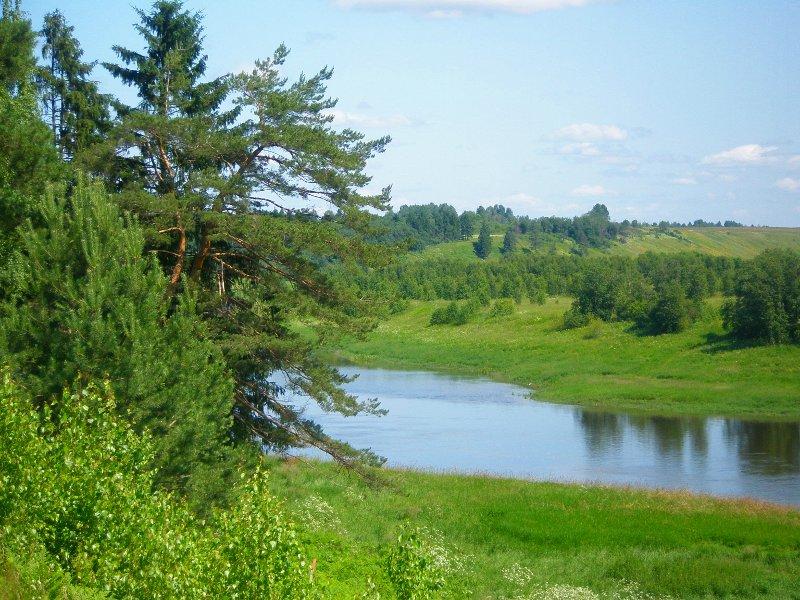 Земельный участок: 18 соток, Зубцовский район